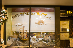 Fine Wine Brokers on Lincoln Ave.